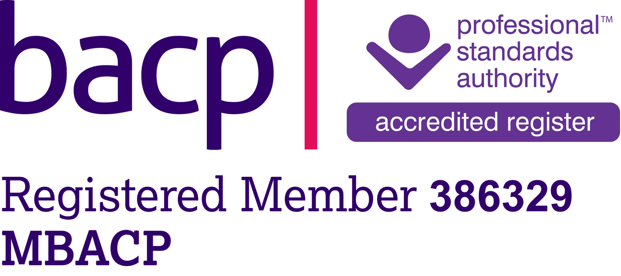 Becky Williams BACP Member 386329